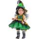 Одежда ведьмочки для кукол 42 см