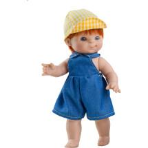 Одежда для куклы пупса Феде, 21 см, европеец