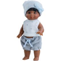 Одежда для куклы пупса Иван, 21 см, мулат