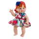 Одежда для куклы пупса Инэс, 21 см, европейка