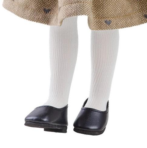Колготки белые для кукол 32 см