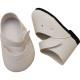 Туфли белые, для кукол 42 см