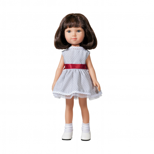 Кукла Эстель с каре, 32 см