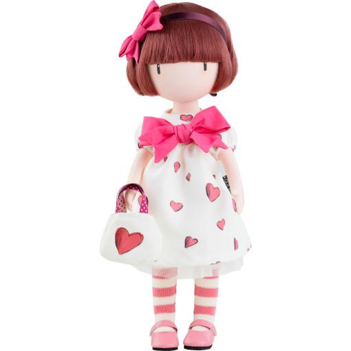 Кукла Горджусс Маленькое сердце, 32 см