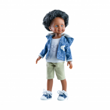 Кукла Кайэтано, 32 см