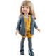 Кукла Карла в желтом комбинезоне, 32 см