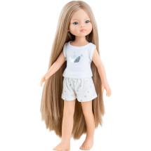 Кукла Маника в пижаме, 32 см