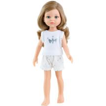 Кукла Карла в пижаме, 32 см