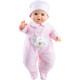 Кукла Соня в розовых ползунках и шапочке, 36 см, озвученная