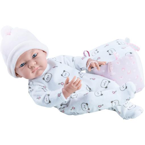 Кукла Бэби с мягким кубиком, 36 см, девочка