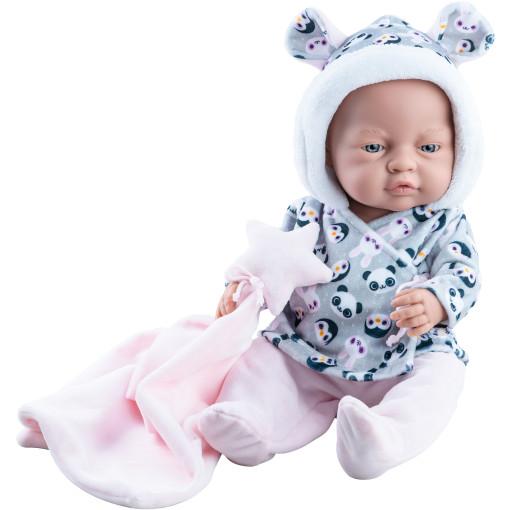 Кукла Бэби и одеяльце со звездой, 45 см, девочка