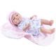 Кукла Бэби с розовым одеяльцем, 45 см, девочка