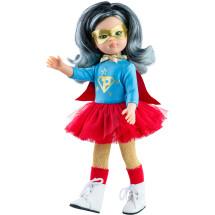 Костюм Супер Паолы для кукол 32 см