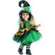 Костюм ведьмочки для шарнирных кукол 60 см