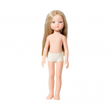 Кукла без одежды Маника, 32 см