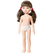 Кукла без одежды Кэрол, с двумя хвостами, 32 см