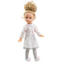 Кукла Марина с пучком, 21 см