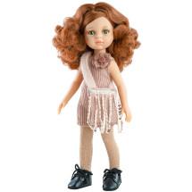Кукла Кристи в розовом платье, 32 см