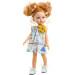 Кукла Даша в платье с желтым цветком, 32 см