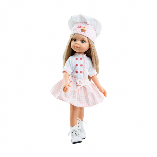 Кукла Карла кондитер, 32 см