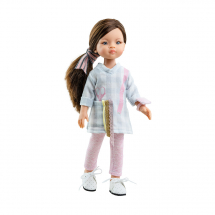 Кукла Мали, швея, 32 см