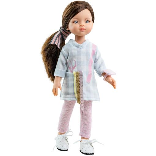 Костюм швеи для кукол 32 см