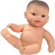 Пупс Нико, азиат, мальчик, без одежды, 22 см