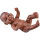 Кукла реборн младенец мулат, 45 см