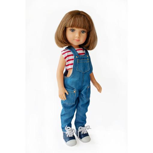 Кукла Элина с каре, 32 см