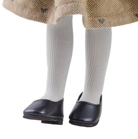 Колготки серые для кукол 32 см