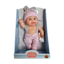 Кукла-пупс Лусиа, 22 см, мулатка
