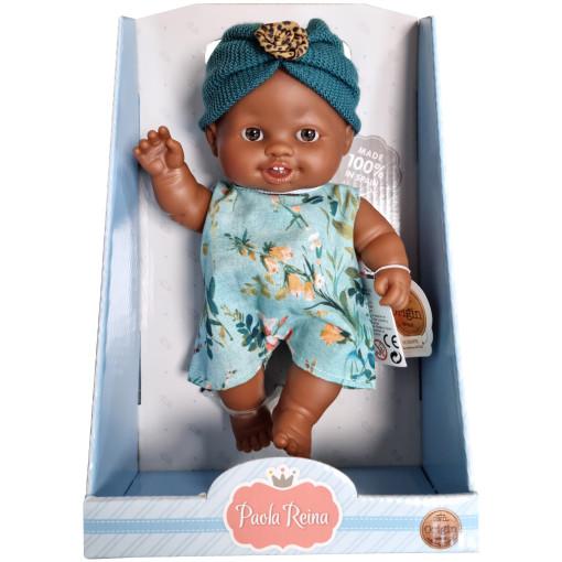 Кукла-пупс Сара, 22 см, мулатка