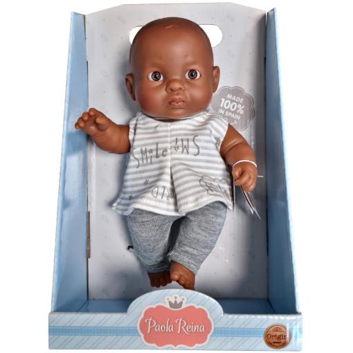 Кукла-пупс Хана, 22 см, мулатка